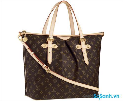 Louis Vuitton Palermo Bag