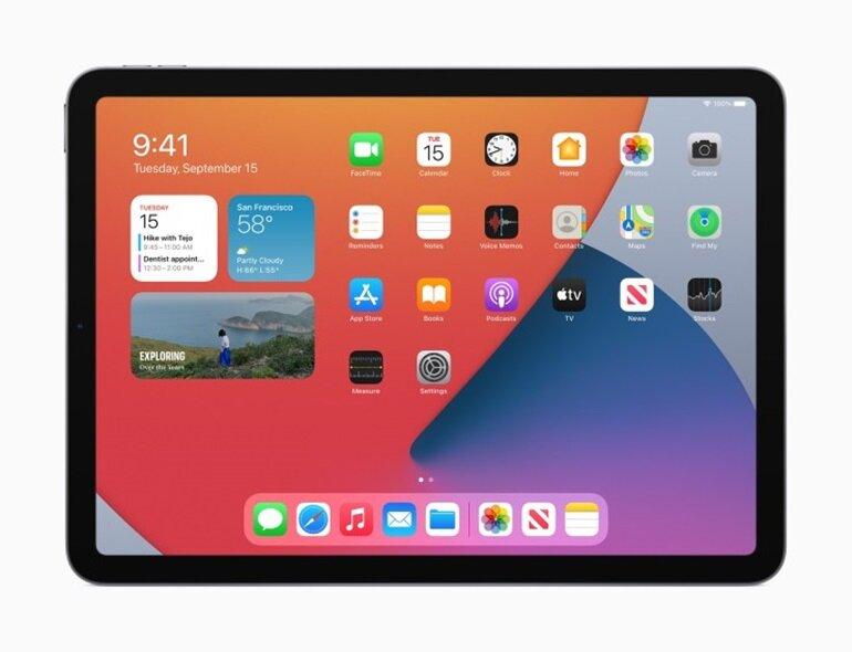 so sánh iPad Air 4 và iPad Air 3
