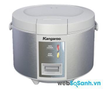 Nồi cơm điện Kangaroo KG10N (KG-10N) - Nồi cơ, 1.8 lít, 700W