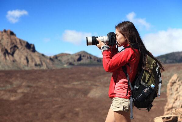 10 bí quyết bảo vệ máy ảnh của bạn khi đi du lịch