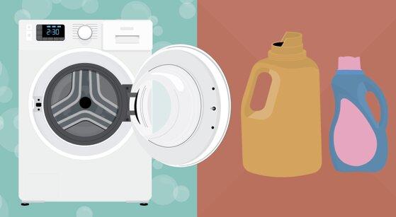10 bước vệ sinh máy giặt cửa ngang LG sạch bụi, vi khuẩn, nấm mốc