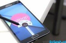 10 cách làm tăng tốc độ điện thoại Galaxy Note 4