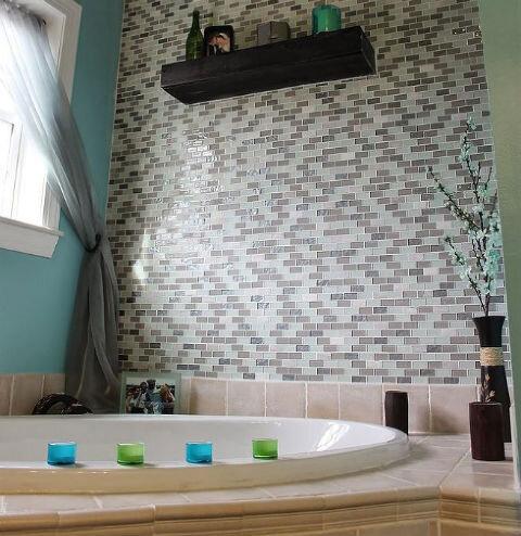 10 cách tân trang phòng tắm vào dịp cuối tuần