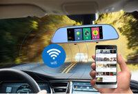10 camera hành trình cho ô tô giá tốt góc rộng hình ảnh HD sắc nét