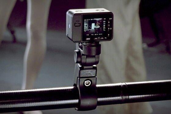 10 camera hành trình xe đạp góc quay rộng chống rung Full HD 4K