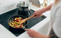 10 chảo dùng cho bếp từ tốt nhất chống dính giữ nhiệt giá cực rẻ