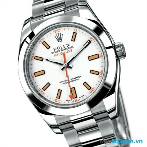 10 dấu hiệu phân biệt chính xác đồng hồ Rolex thật giả