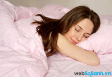 10 điều cần nhớ để có một giấc ngủ ngon