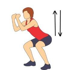 10 động tác đơn giản giúp chân thon, mông đẹp dành cho các bạn gái