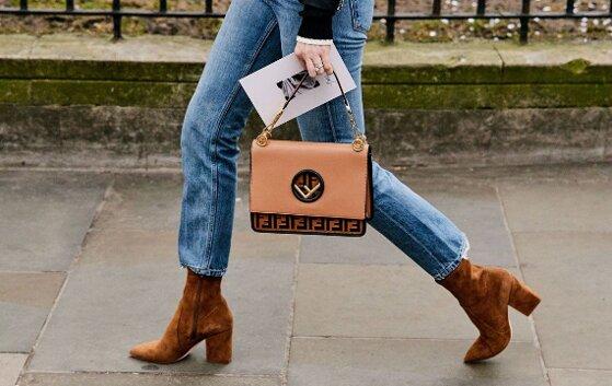 10 kiểu giày boot nữ cao gót cá tính êm chắc thoải mái di chuyển