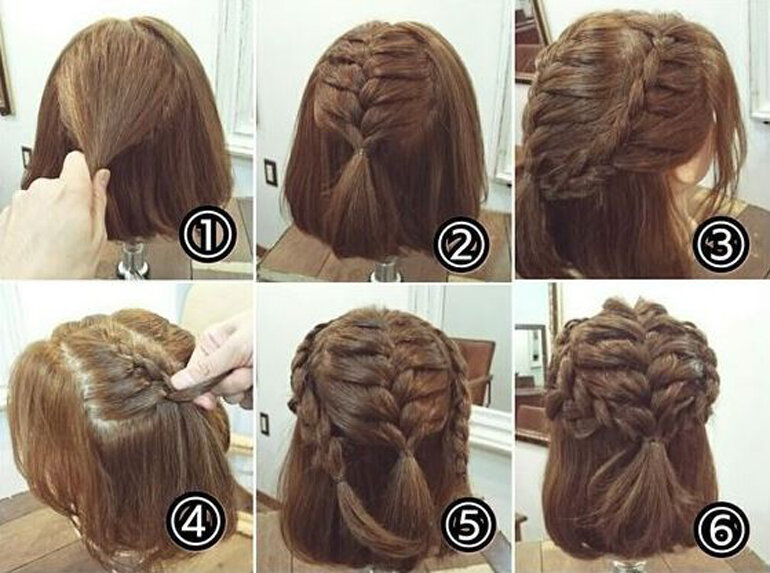 10 kiểu tóc đơn giản dễ làm nhưng đẹp hết nấc cho bạn gái tha hồ đi chơi Tết