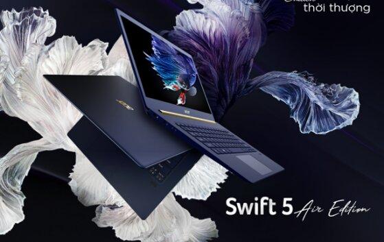 10 laptop Acer Core i5 2019 tốt nhất cấu hình mạnh đa năng giá từ 12tr