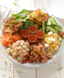 10 lý do bạn nên ăn chay và các lưu ý