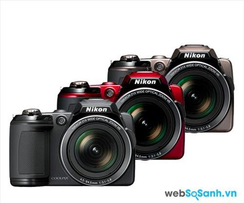 10 máy ảnh DSLR của Nikon dành cho nhiếp ảnh gia chuyên nghiệp năm 2015