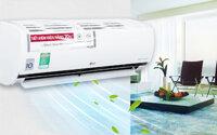10 máy lạnh LG 2HP tốt nhất, công suất lớn mát nhanh giá từ 15tr