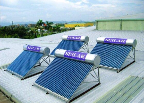 10 máy nước nóng năng lượng mặt trời tốt nhất tiết kiệm điện 2020