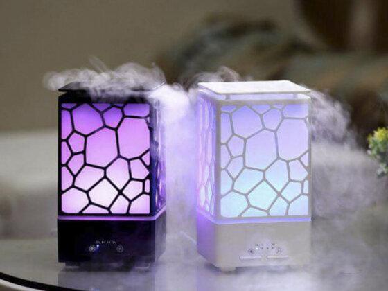 10 máy tạo độ ẩm cho bé ngủ sâu giấc tốt nhất an toàn giá từ 150k