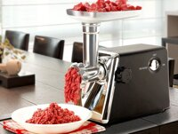 10 máy xay thịt công suất lớn 1000w làm giò chả xúc xích giá trừ 1 triệu