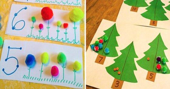 10 phương pháp dạy toán trực quan dễ hiểu cho bé