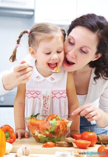 10 quy tắc mang tính then chốt giúp trẻ ăn uống lành mạnh