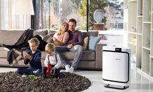 10 tác dụng của máy lọc không khí khử mùi lọc bụi diệt khuẩn hiệu quả