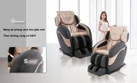 10 tác dụng ghế massage toàn thân thư giãn trị bệnh hiệu quả