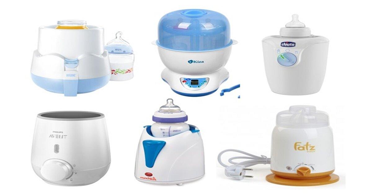 10 tiêu chí chọn mua máy hâm sữa tốt nhất cho con