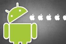 10 tính năng Android vẫn vượt trội so với iOS 8