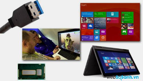 10 tính năng laptop phải có trong năm 2015 ( Phần I)