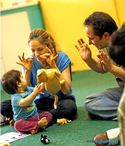 10 trò chơi giúp bé phát triển và hoàn thiện các kỹ năng một cách toàn diện