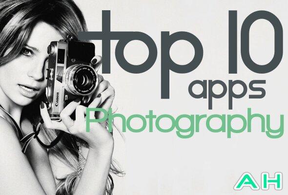 10 ứng dụng camera tốt nhất trên Android