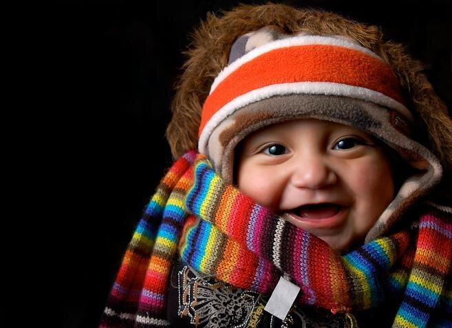 10 vật dụng cần thiết cho bé vào mùa đông mẹ không thể không sắm