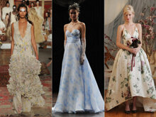 10 xu hướng váy cưới được dự đoán sẽ lên ngôi năm 2016