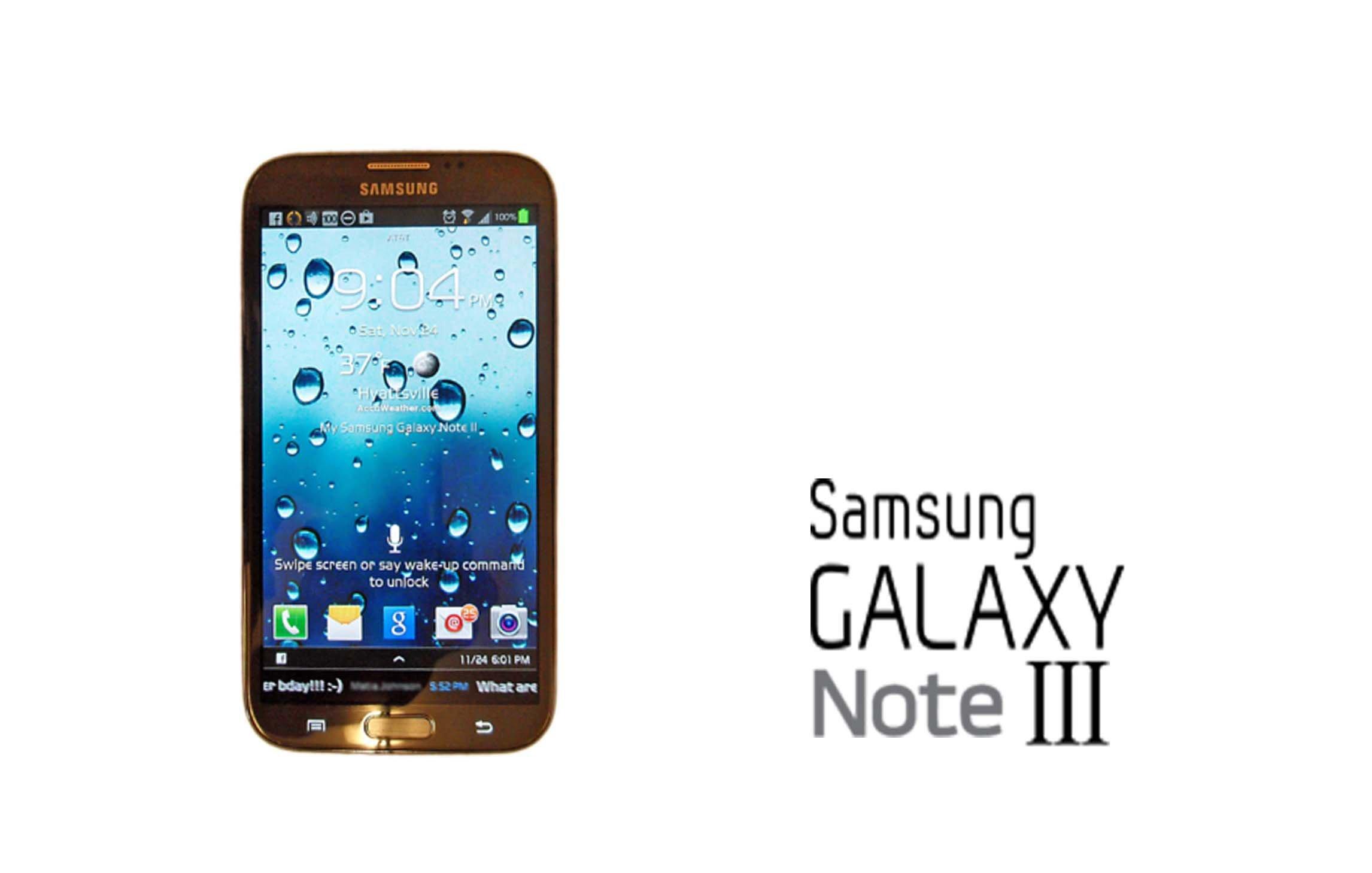 11 giải pháp cho những lỗi thường gặp ở Samsung Galaxy Note 3 (phần 1)