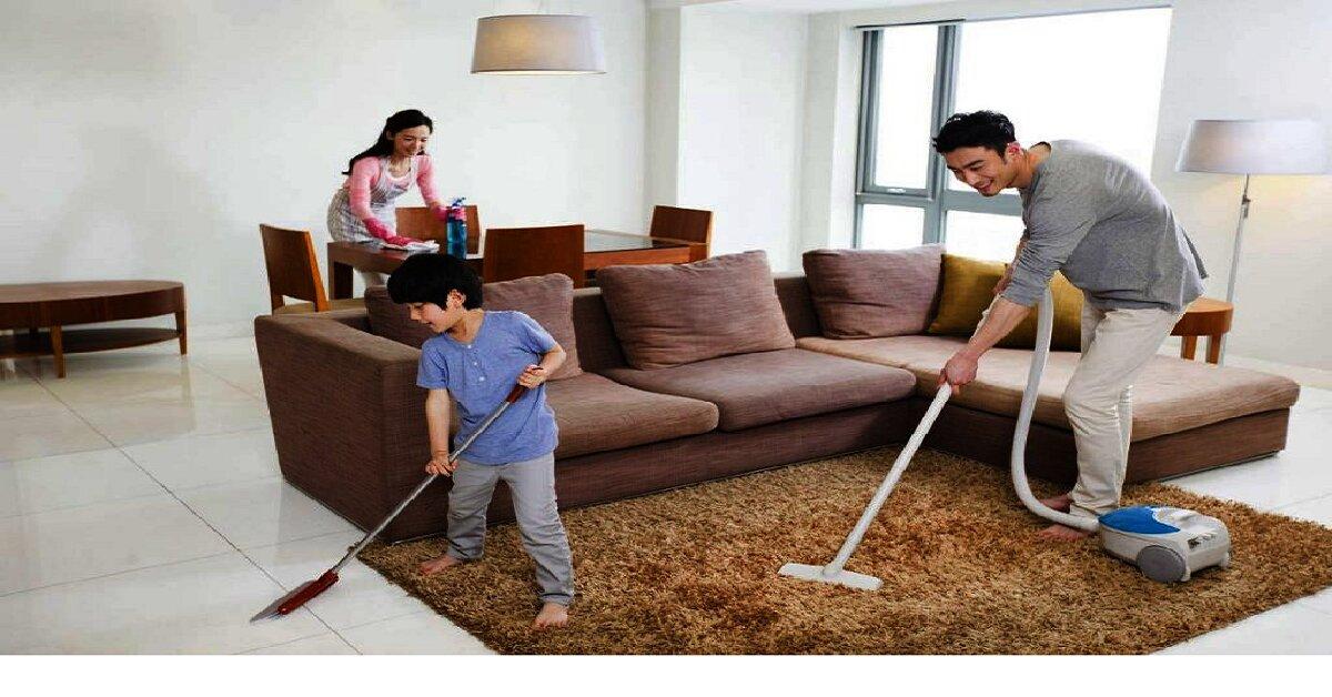 11 mẹo nhỏ sau biến việc dọn dẹp nhà cửa ngày tết trở thành công việc thú vị