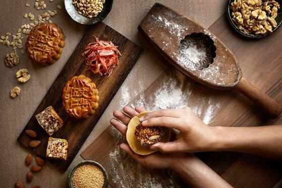 12 mẫu khuôn bánh trung thu bằng gỗ đẹp nhiều kích thước chắc chắn