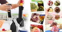 12 máy làm kem tươi gia đình tốt nhất nhỏ gọn đa năng giá từ 300k