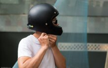 12 mũ bảo hiểm trùm đầu fullface tốt nhất dành cho phượt thủ giá từ 300k