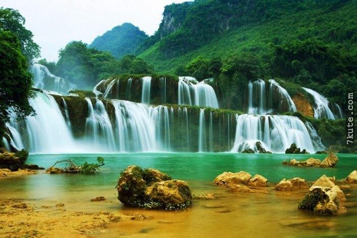 12 thác nước đẹp nổi tiếng nhất Việt Nam