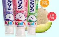 13 kem đánh răng cho bé 2 tuổi ít bọt mùi hoa quả an toàn giá từ 25k