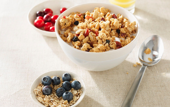 13 loại ngũ cốc ăn sáng tốt nhất giàu dinh dưỡng vị ngon tuyệt hảo |  websosanh.vn