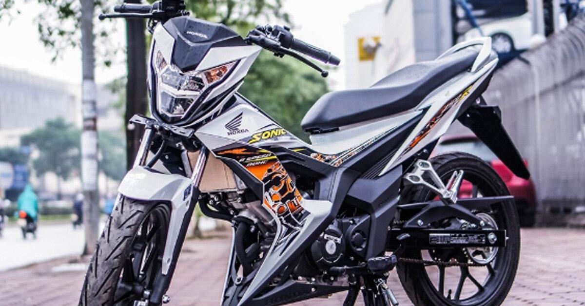 13 xe côn tay Honda nhập khẩu dáng đẹp động cơ mạnh mẽ giá từ 50tr