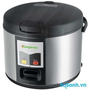 Nồi cơm điện Kangaroo KG25 (KG-25) - Nồi cơ, 1.2 lít, 350W