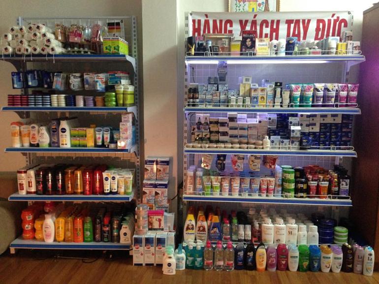 Các sản phẩm cửa shop