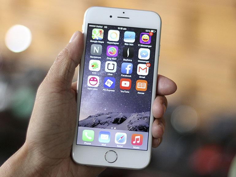 Điện thoại iPhone trả bảo hành dùng có tốt không ?