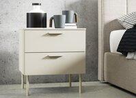 14 mẫu tủ đầu giường bằng gỗ sồi, nhựa hiện đại có khóa giá từ 1tr