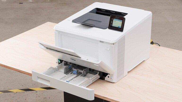 Máy in laser màu HP Color LaserJet Pro M454dw: đơn chức năng tốt nhất.