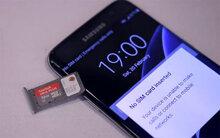 15 cách chữa lỗi điện thoại nhận sim nhưng không có sóng thành công