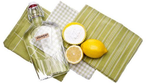 15 cách sử dụng giấm để tẩy rửa các đồ gia dụng và nội thất
