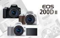15 máy ảnh Canon kỹ thuật số mới nhất đa năng chụp đẹp giá từ 6 triệu